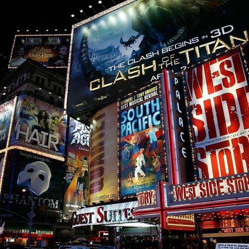 Broadway Closes - News Coronavirus hits Broadway