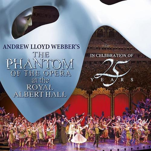 The Phantom will be streamed Online - News It will be the 25th-anniversary concert production