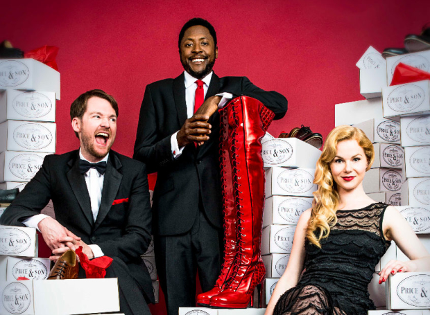 Kinky Boots streamed online for free- News The show will be available for 48 hours