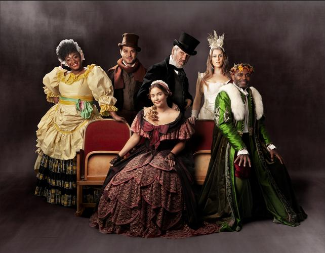 Cast Announced for A Christmas Carol - News The staged concert is coming to the Dominion Theatre