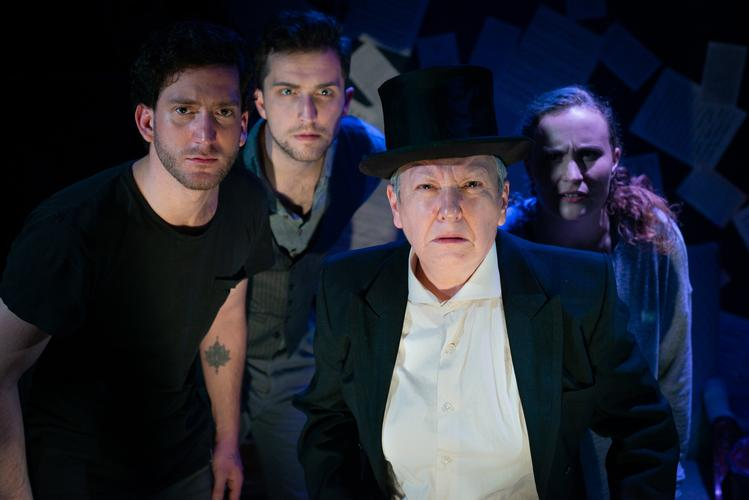 A Christmas Carol - Review - The Bridge HouseTheatre A festive triumph