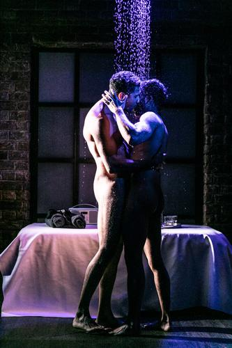 Afterglow - Review - Waterloo East Theatre The heart wants what the heart wants