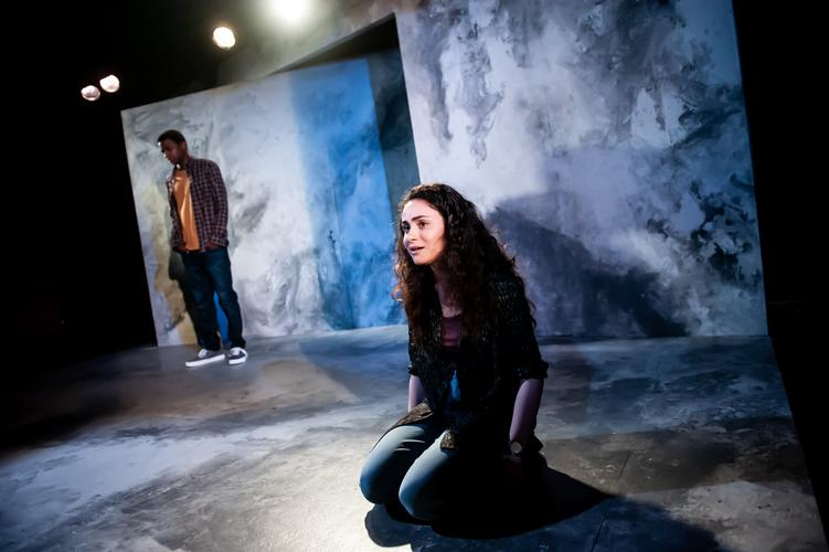 Actually - Review - Trafalgar Studios In some ways, I've been on trial my entire life