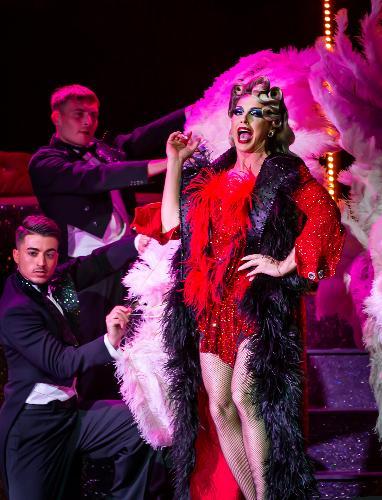 Alyssa: Memoirs of a Queen - Review - Vaudeville Theatre Alyssa Edwards sashays her way into London's glittering West End