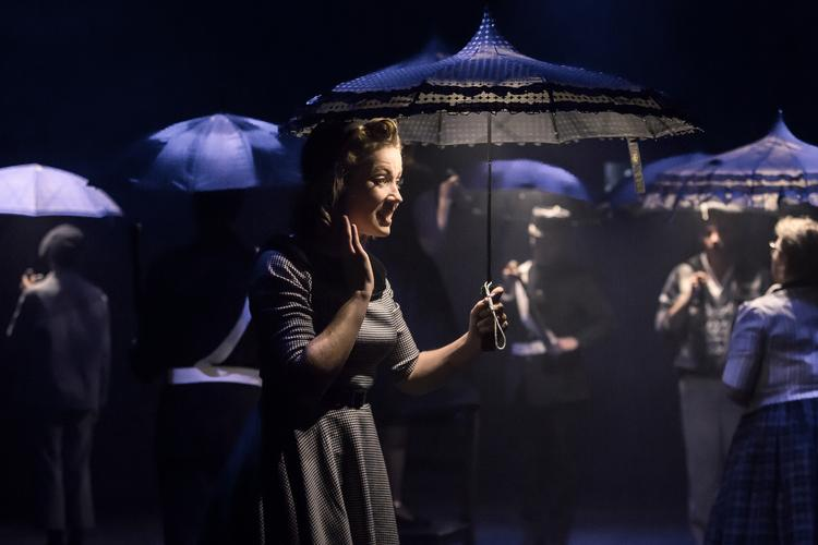 Amour - Review - Charing Cross Theatre A musical fantasy about daring to dream and the power of self belief
