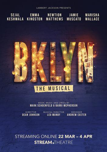 BKLYN - The Musical  - News A filmed production of the off-Broadway smash-hit arrives online