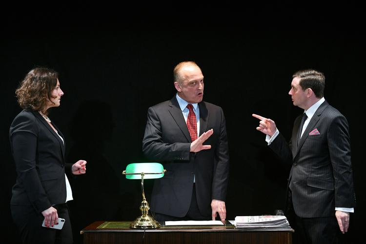 Brexit - Review  - King's Head Theatre Brexit returns to the King's Head