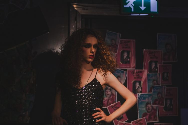 Call me Vicky - Review - Pleasance Tehatre Based entirely on a true story which charts Vicky's transition from male to female