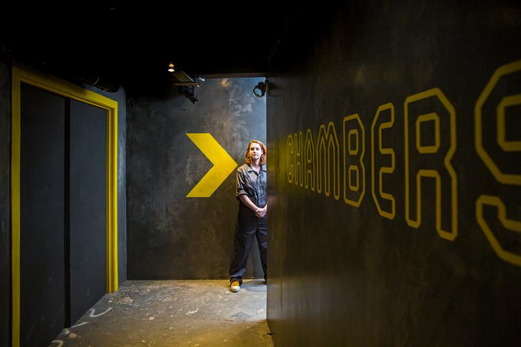 Gingerline presents Chambers_  - News A new immersive dining experience