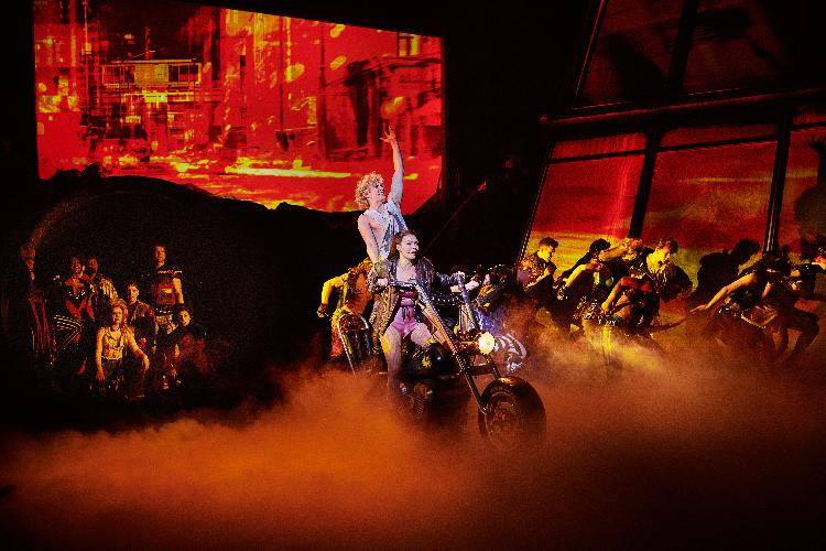 Bat out of Hell tour - News The show will be touring the UK and Ireland