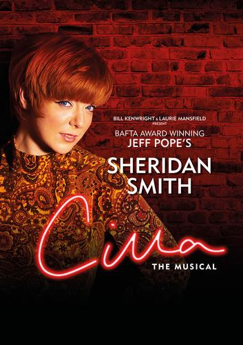 Cilla the Musical - News Sheridan Smith will revisit her  portrayal of the late Cilla Black
