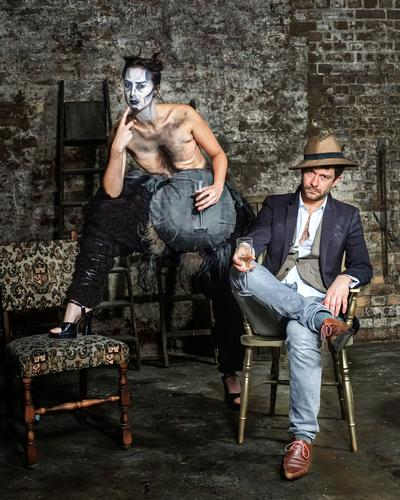 Dante's In Furlough - Review - The Vaults A Brand New Covid Friendly Show