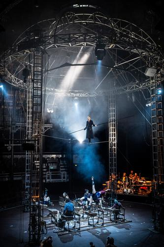 NoFit State's Lexicon - Review - The Roundhouse A free-spirited and mischievous take on contemporary circus