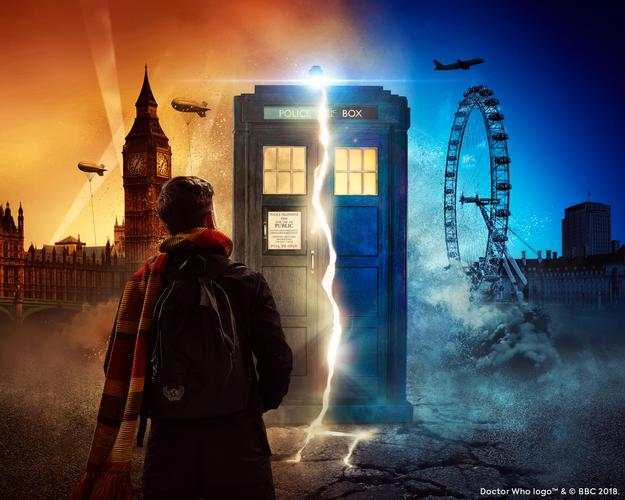 Doctor Who is coming to London - News Doctor Who: Time Fracture is a new immersive theatrical event from the team behind The Great Gatsby