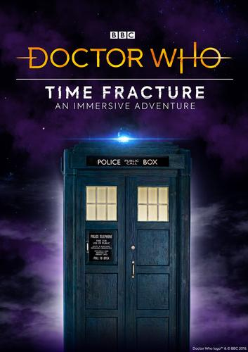 An immersive show about Dr Who - News Doctor Who Time Fracture: An Immersive Adventure