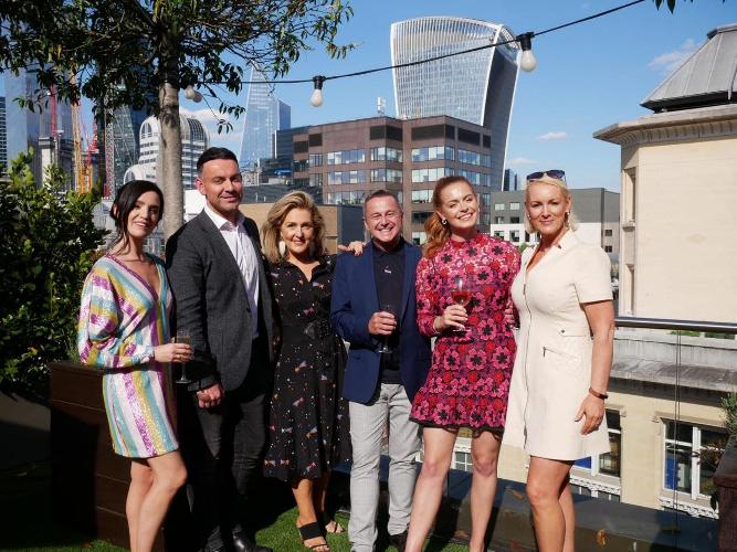Alpha's London Alive - News A celebration of the City re-opening
