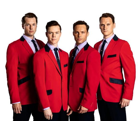 Jersey Boys back to the West End - News The cast has been announced