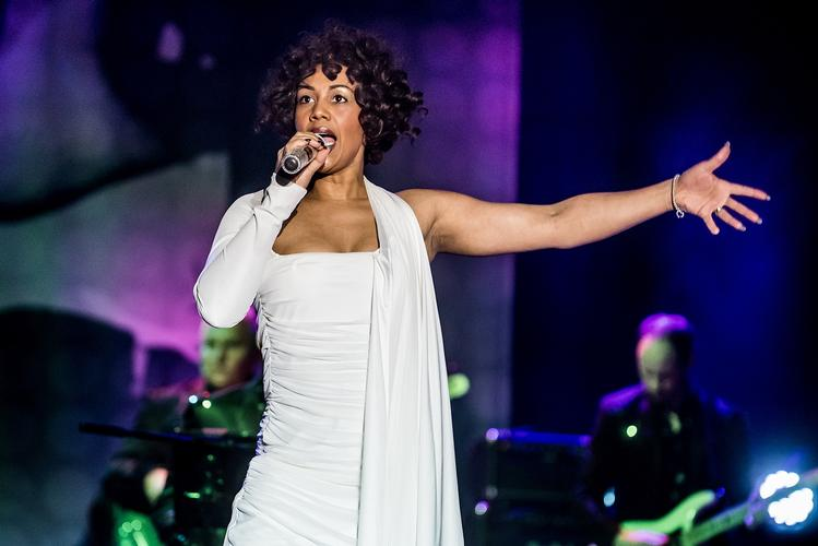 Whitney - Queen of the Night - Review - Savoy Theatre Whitney is alive!