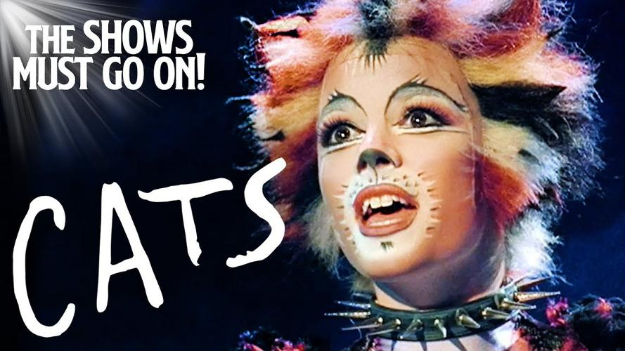 CATS on YouTube - News The streaming will be for free this weekend