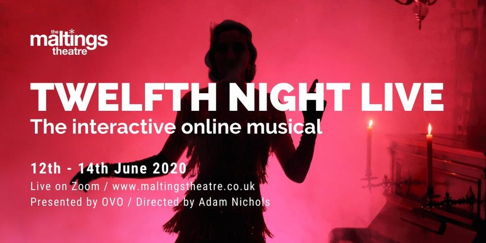 Twelfth Night Live - Review An entertaining online evening