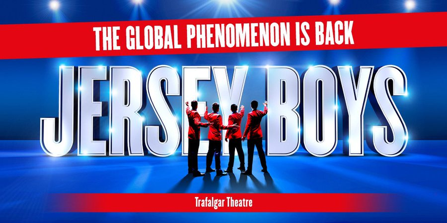 Jersey Boys back to the West End - News The show needs to play to full seating and will wait until restrictions have been lifted