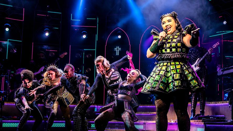Six has opened in the West End - News The show plays with socially distanced audiences