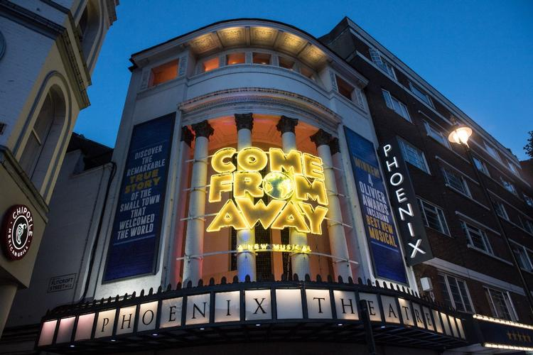 Come from Away the Concert - News Come from away is back