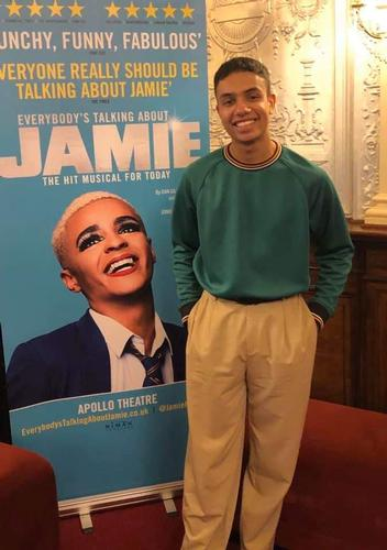 The new Jamie - News There is a new Jamie in town