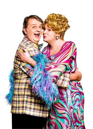 Paul Merton in Hairspray - News He will be Wilbur Turnblad