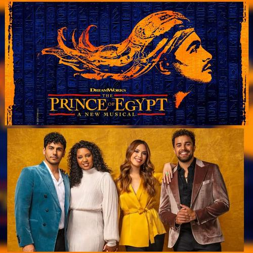 The Prince of Egypt to resume performances - News The show will be back at the Dominion