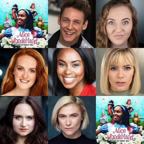 Alice is Back - News The show embarks on its 1st ever UK Tour.