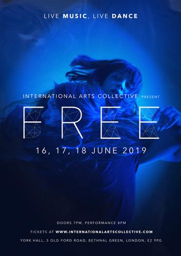 FREE - Review - York Hall Leisure Centre Celebrating infinite freedom through heart, mind, body and soul