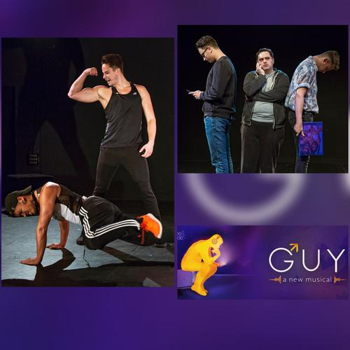 GUY - Review - The Bunker Theatre A new musical about dating apps