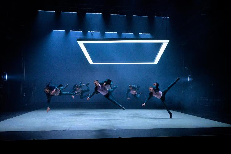 Them/Us - Review - Vaudeville Theatre The West End debut for BalletBoyz