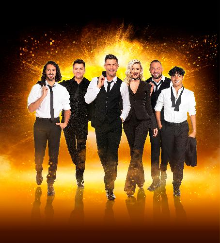 Here come the boys moves to the Palladium - News The show goes big