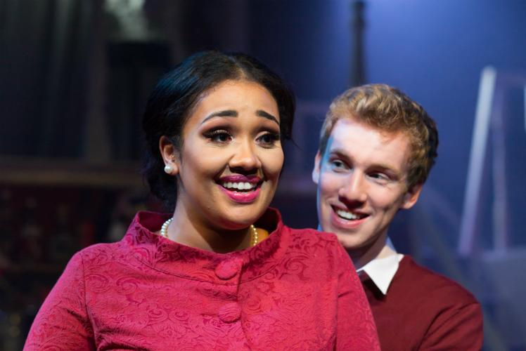 H.R. Haitch Musical - Review - Union Theatre Did you say Royal Wedding?
