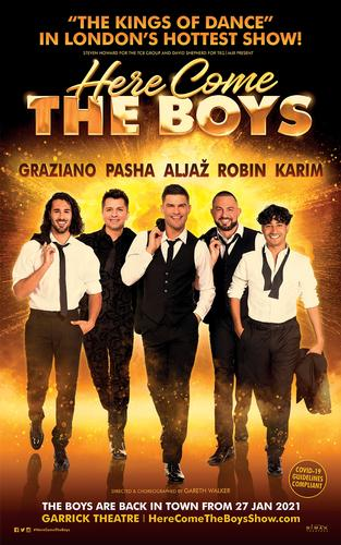 Here come the boys - News The hottest male superstars of dance  are heading for the West End