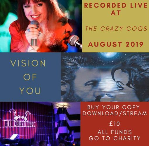Vision of You Live Stream - News Get your computer ready