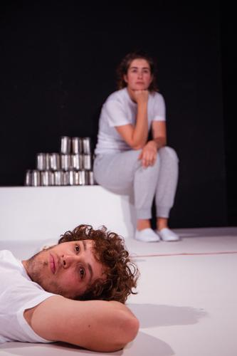 Love Lab - Review - Tristan Bates Theatre Can love be created?