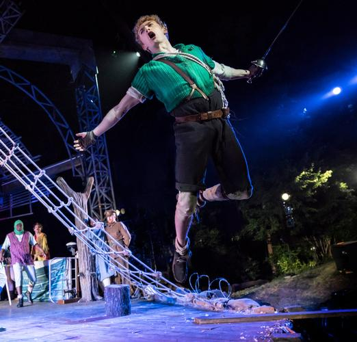 Peter Pan - Review - Regent's Park Open Theatre Fancy a trip to NeverLand?