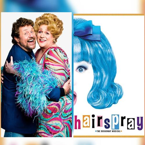Hairspray returns to the West End - News Michael Ball returns to the role of Edna Turnblad
