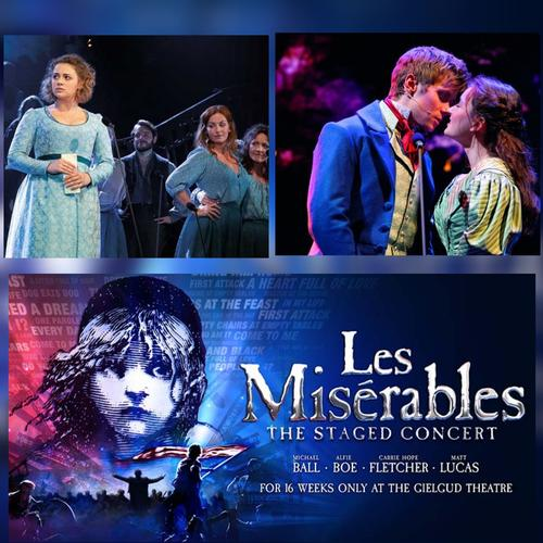 Les Miserables - The Staged Concert - News Cinema, DVD and a Tour