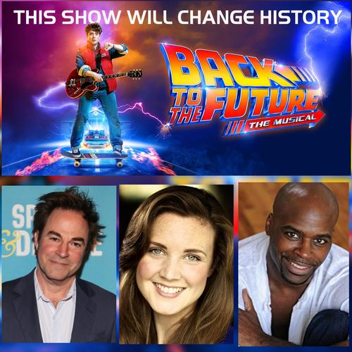 Back to the Future Cast Announced - News Here the full cast