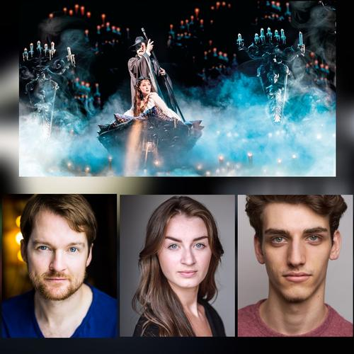 Phantom Cast Tour Announced - News Cast and dates: read all here