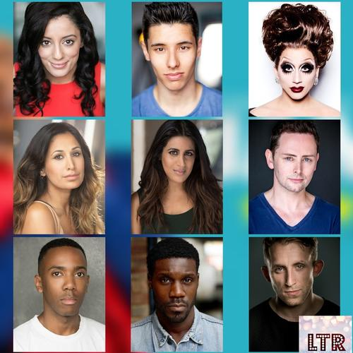 New cast for Jamie - News New faces join the musical!