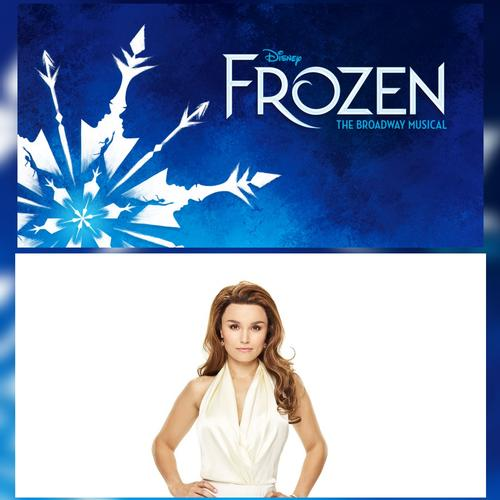 Samantha Barks in Frozen - News She will be Elsa