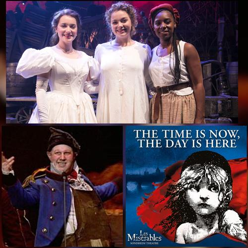 Les Miserables reopens in the West End - News And Matt Lucas steps in