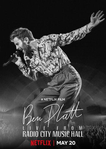 Ben Platt on Netflix - News His Live will be streamed on May