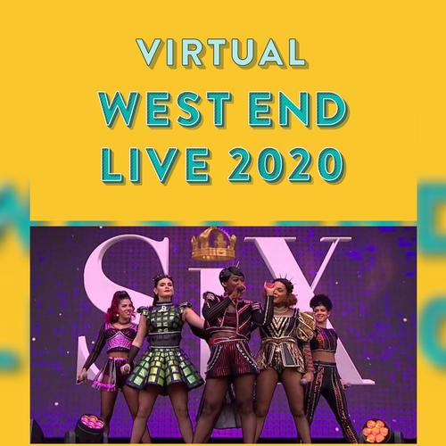 Virtual West End Live - News West End Live goes online