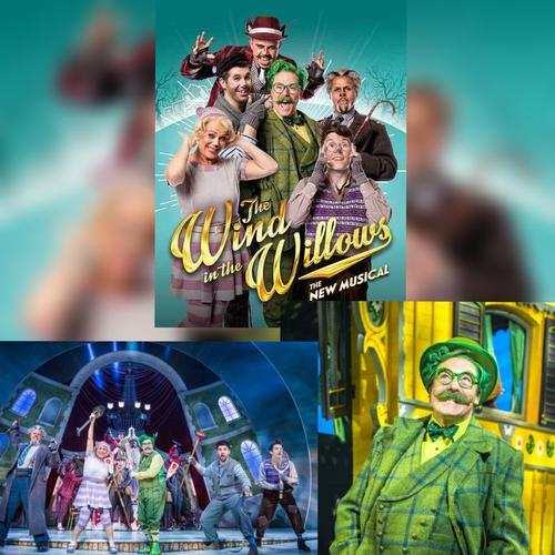 The Wind in the Willows West End production streaming for free - News The show will be available from Wed 28 October